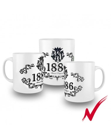 Gimnastic Cup 1886 Black and White gimnasticdetarragona.shop
