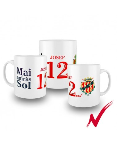 Gimnastic Cup You'll Never Go Alone gimnasticdetarragona.shop
