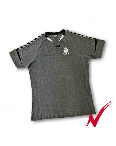 Gray Training T-Shirt Season 17/18 gimnasticdetarragona.shop