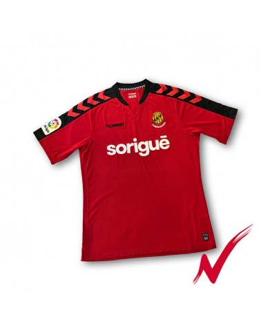 Red T-Shirt First Kit Season 16/17 gimnasticdetarragona.shop