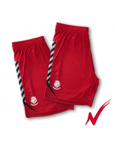 Red Training Trousers Season 17/18 gimnasticdetarragona.shop
