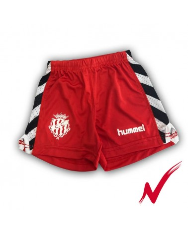 Red Training Pants Season 17/18 gimnasticdetarragona.shop